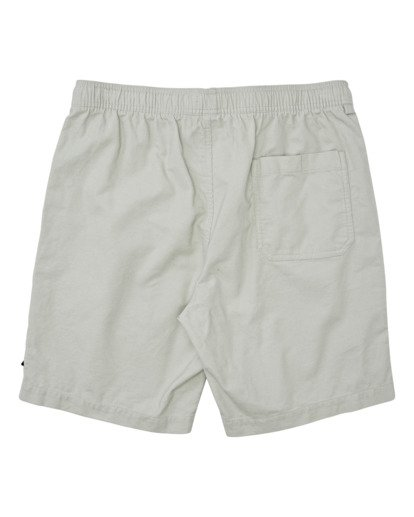 1 Larry Layback Corduroy Shorts Grey B2401BLC Billabong