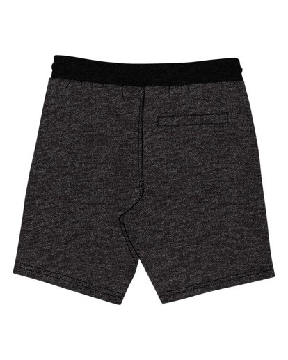 1 Boys' Balance Shorts Black B2501BBS Billabong