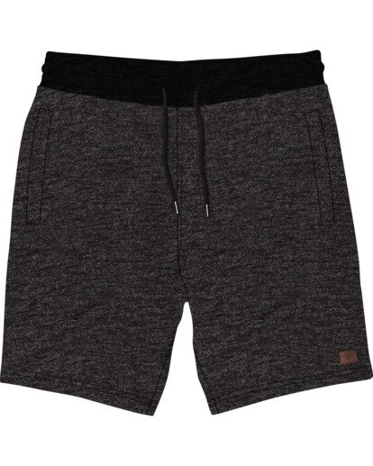0 Boys' Balance Shorts Black B2501BBS Billabong