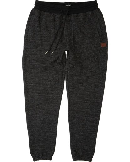 0 Boys' Balance Pant Cuffed Black B3003BBP Billabong