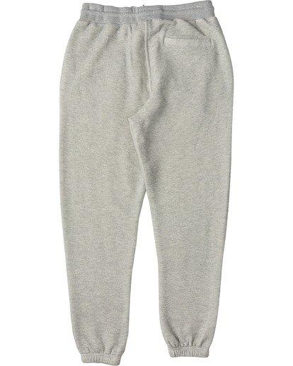 1 Boys' Balance Pant Cuffed Grey B3003BBP Billabong