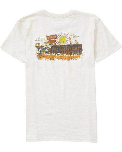 1 Boys' Piedaze T-Shirt  B401LPIE Billabong