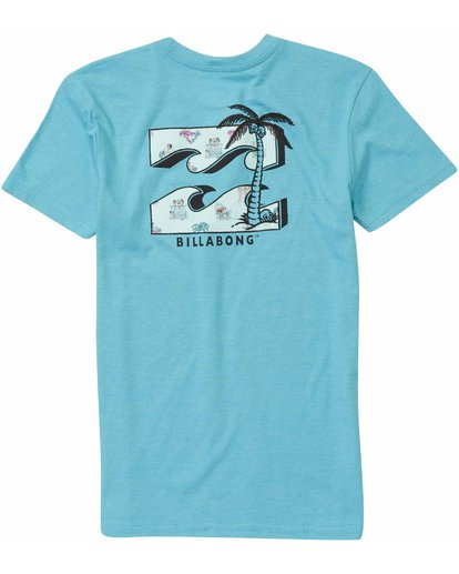 1 Boys' BBTV T-Shirt  B401MBBT Billabong