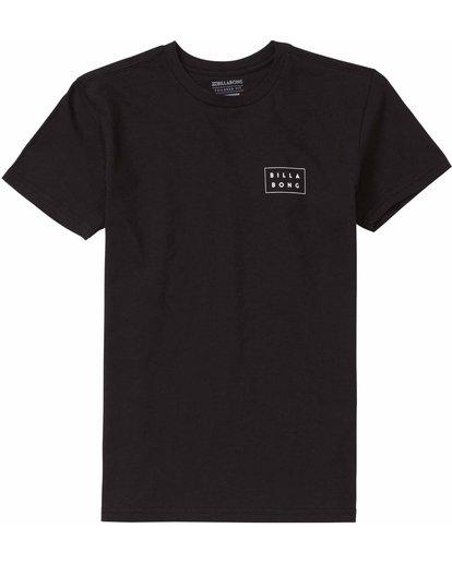 0 Boys' Die Cut Fill T-Shirt  B401MFIL Billabong