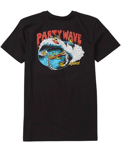 1 Boys' Party Wave T-Shirt  B401MPAR Billabong