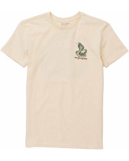 0 Boys' Surf Snakes T-Shirt  B401MSUR Billabong