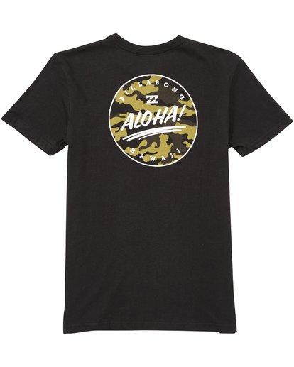 1 Boys' Hi Aloha T-Shirt  B401NBAO Billabong