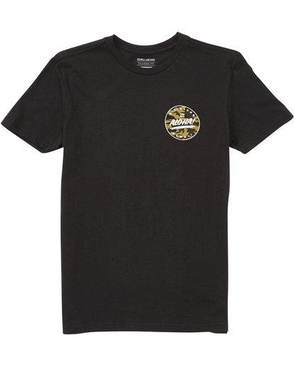 0 Boys' Hi Aloha T-Shirt  B401NBAO Billabong