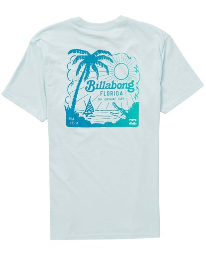 1 Boys' Gator Dreams Tee  B401NBGD Billabong