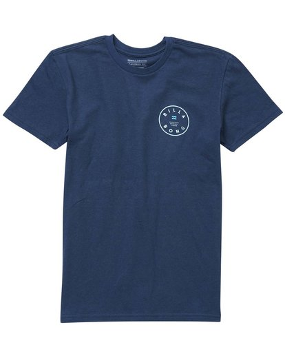 0 Boys' Rotor Fill T-Shirt  B401NBRF Billabong