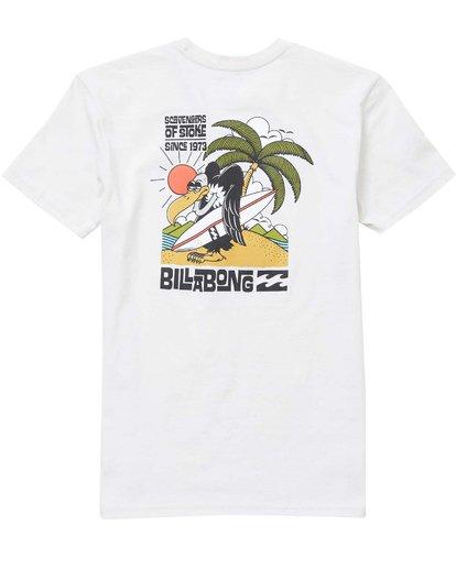 1 Boys' Scavengers T-Shirt  B401NBSC Billabong