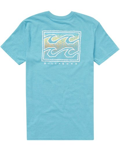 1 Boys' Crusty T-Shirt  B401PBCR Billabong