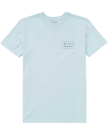 0 Boys' Die Cut Fill T-Shirt  B401PBDF Billabong