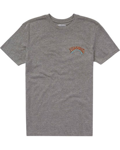 0 Boys' Siesta Tee  B401PBSI Billabong