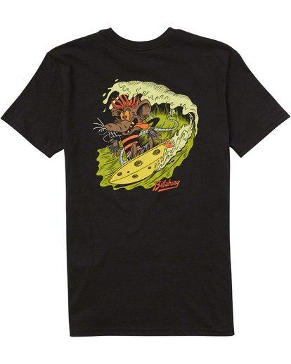 1 Boys' Surf Rat T-Shirt  B401PBSU Billabong