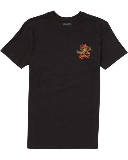 0 Boys' Surf Rat T-Shirt  B401PBSU Billabong