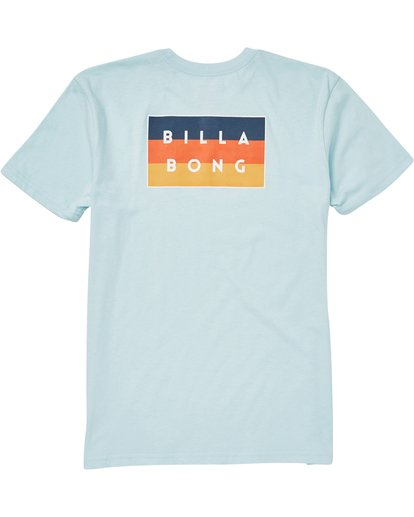 1 Boys' Die Cut Fill T-Shirt  B401QBDI Billabong