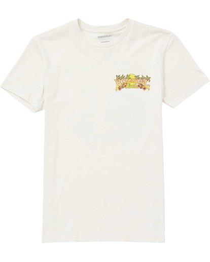 0 Boys' Gator Daze Fl T-Shirt  B401QBGD Billabong