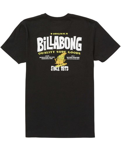 1 Boys' Grommit T-Shirt  B401QBGR Billabong