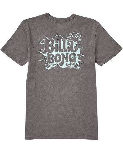1 Boys' Groovy Tee  B401QBGV Billabong