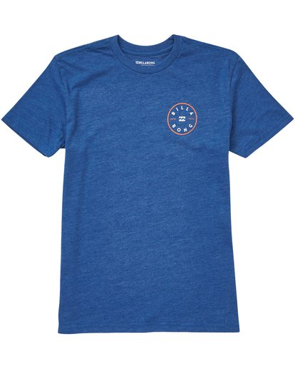 0 Boys' Rotor T-Shirt  B401QBRO Billabong