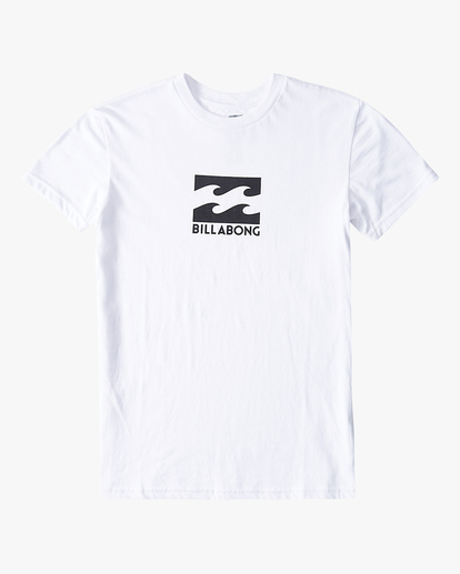 0 Boy's Stacked Short Sleeve T-Shirt  B401QSTM Billabong