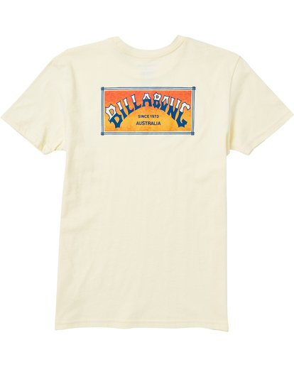 1 Boys' Arch Box T-Shirt  B401SBAB Billabong