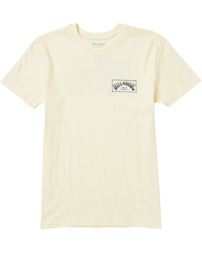 0 Boys' Arch Box T-Shirt  B401SBAB Billabong