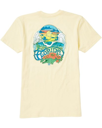 1 SUNSHINE STATE  B401SBSS Billabong