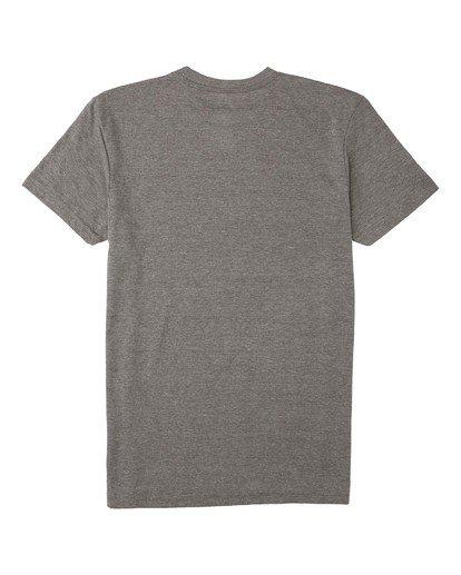 1 Boys' Access T-Shirt Green B4043BAC Billabong