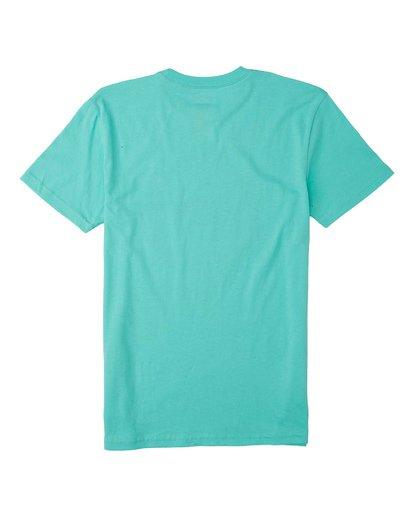 1 Boys' Access T-Shirt Black B4043BAC Billabong