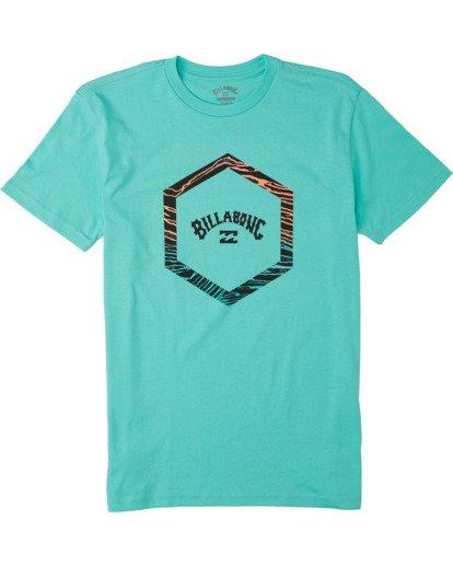 0 Boys' Access T-Shirt Black B4043BAC Billabong