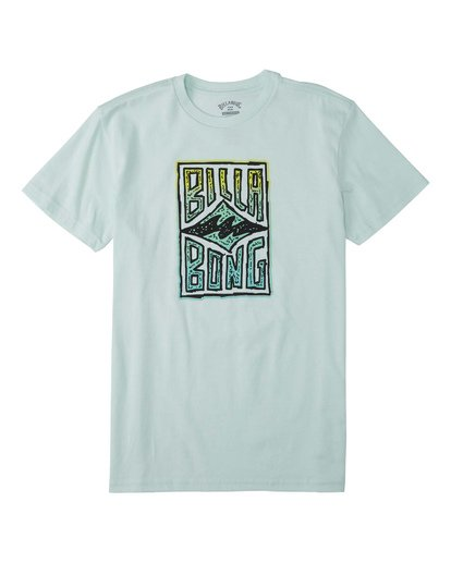 1 Boys' Doodle T-Shirt Multicolor B4043BDO Billabong