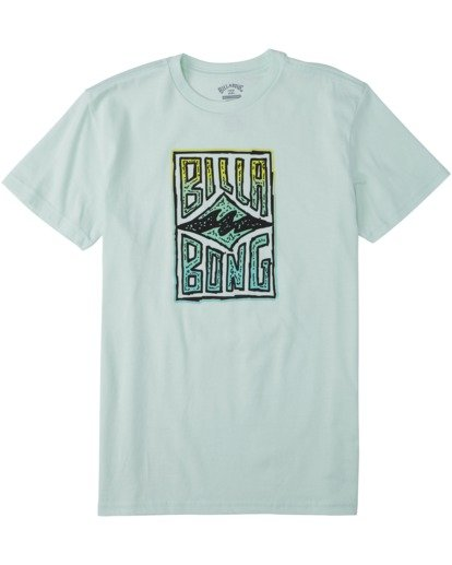 0 Boys' Doodle T-Shirt Multicolor B4043BDO Billabong