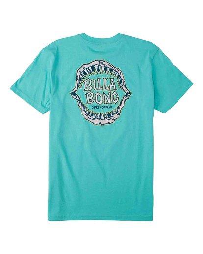 1 Boys' Jaws T-Shirt Black B4043BJA Billabong