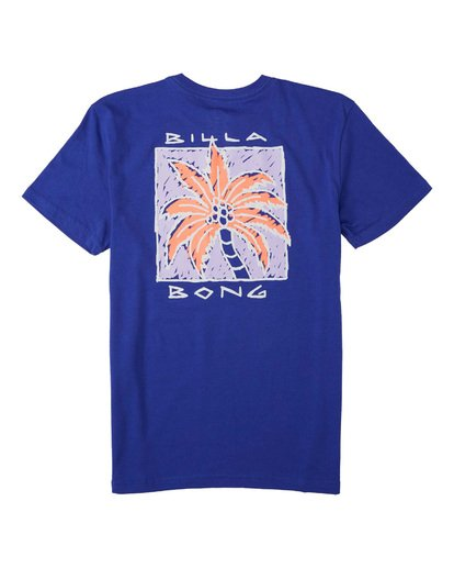 1 Boys' King Palm T-Shirt  B4043BKJ Billabong
