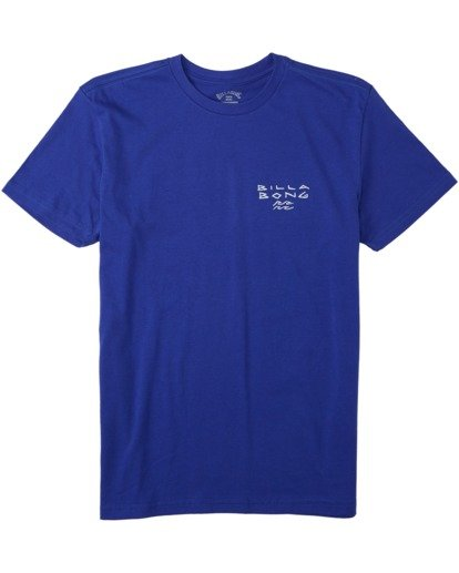 0 Boys' King Palm T-Shirt  B4043BKJ Billabong