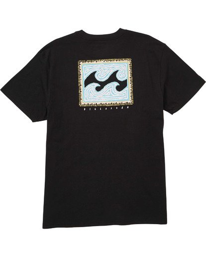 1 Boys' Nairobi Tee Black B404TBNA Billabong