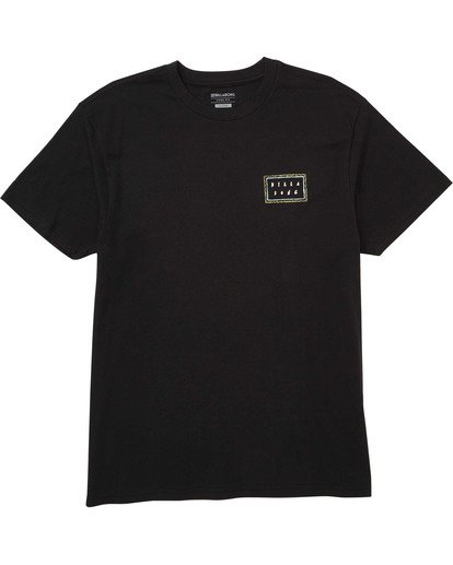 0 Boys' Nairobi Tee Black B404TBNA Billabong