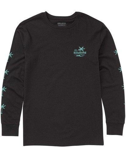 0 Boys' Surf Club Long Sleeve T-Shirt  B405TBSC Billabong