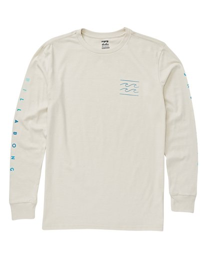 0 Boys' Unity Long Sleeve T-Shirt  B405VBUN Billabong