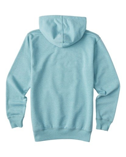 1 Boys' All Day Pullover Hoodie Black B640VBAP Billabong