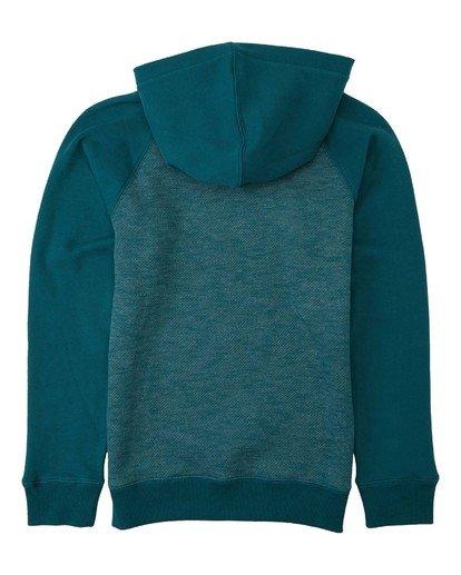 1 Boys' Balance Pullover Hoodie Multicolor B6453BBP Billabong