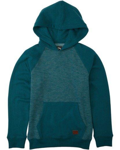 0 Boys' Balance Pullover Hoodie Multicolor B6453BBP Billabong