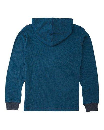 1 Boys' Keystone Pullover Hoodie Blue B9013BKE Billabong