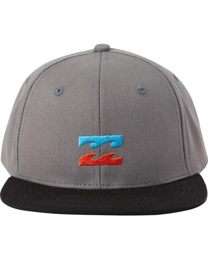 1 Boys' All Day Snapback Hat  BAHTLADS Billabong