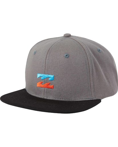 0 Boys' All Day Snapback Hat  BAHTLADS Billabong