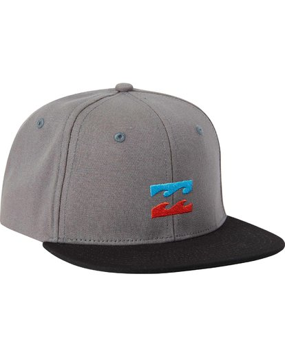 2 Boys' All Day Snapback Hat  BAHTLADS Billabong