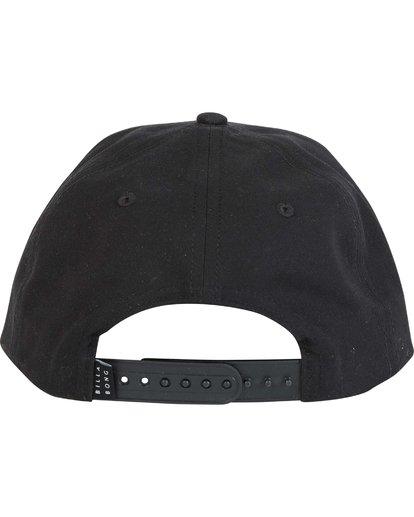 3 Boys' All Day Snapback Hat Grey BAHTLADS Billabong