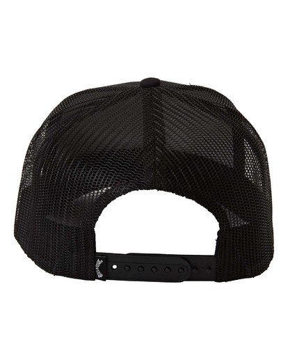 3 Boys' Stacked Trucker Black BAHW3BST Billabong